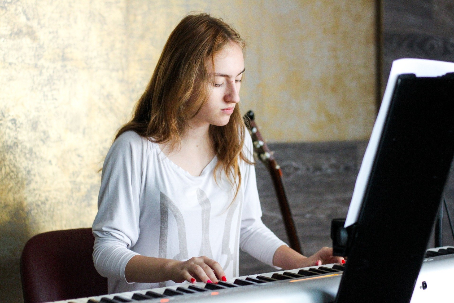 WHAT TO EXPECT FROM PIANO LESSONS